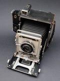 4x5照相机新闻 库存照片