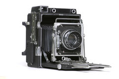 4x5 ταινία φωτογραφικών μηχανών παλαιά Στοκ Φωτογραφίες