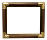 5个框架照片 免版税库存图片