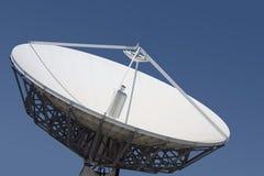 5个盘卫星 免版税库存图片