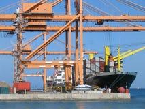 5个货物系列 免版税图库摄影