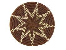 5个非洲人篮子 库存图片