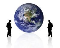 5企业概念 免版税库存照片