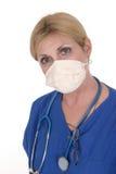 5位医生护士 库存照片