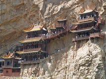 5停止的寺庙 免版税库存图片