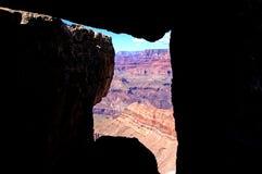 5全部的峡谷 免版税库存照片