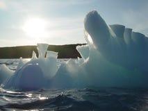5冰山 库存图片