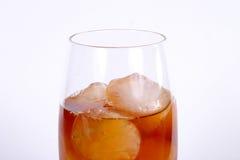 5冰茶 免版税库存图片