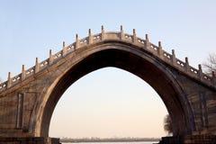 5古老桥梁 库存照片