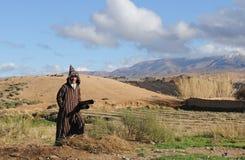 5巴巴里人摩洛哥人 免版税库存图片