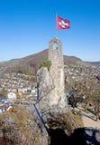5座城堡塔 库存照片