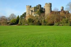 5座城堡malahide 免版税库存图片