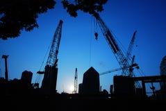 5建筑机械 库存照片