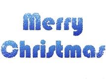 5快活的圣诞节 免版税库存图片