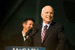 5水平的约翰mccain参议员 免版税库存照片