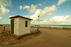 5海滩 库存图片