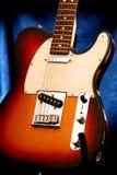5电吉他 免版税库存照片