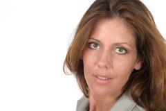 5美丽的商业主管妇女 免版税库存图片