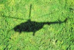 5航空横向 免版税图库摄影