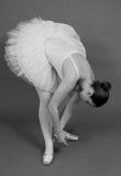 5芭蕾舞女演员 库存照片