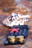 5货币旅行 免版税图库摄影