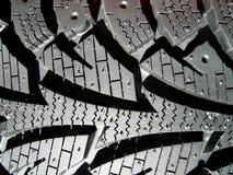 5轮胎 免版税库存图片