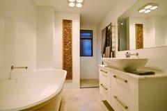 5 łazienka Zdjęcie Stock