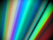 5 świateł abstrakcjonistycznych Fotografia Royalty Free