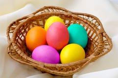 5 αυγά Στοκ Φωτογραφίες