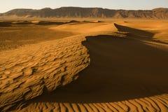 5 κυματισμένη άμμος Στοκ φωτογραφία με δικαίωμα ελεύθερης χρήσης