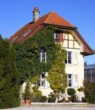 5 σπίτι παλαιός Ελβετός Στοκ εικόνα με δικαίωμα ελεύθερης χρήσης