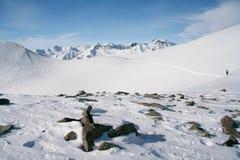 5 гор Georgia Стоковая Фотография RF