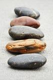 5 камней Стоковые Изображения RF