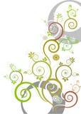 5 флористическое бесплатная иллюстрация