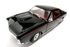 5 1966 för pontiac för metall för bilfisheyegto toy scale Royaltyfria Foton