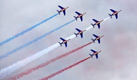 5 2009航空航天maks显示 免版税库存照片