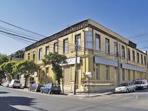 5 2010年智利地震2月瓦尔帕莱索 图库摄影