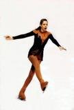 5 2010第3只杯子欧罗巴海伦娜冰鞋 库存图片