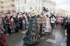 5 2011 marscherar vilnius Royaltyfria Foton