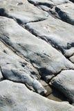 5岩石的海滩 免版税库存照片