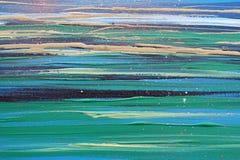 5 abstraktów tło Obraz Royalty Free