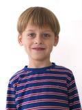 5 anos de menino idoso Fotos de Stock Royalty Free