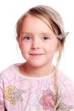5 ans de fille Photo stock