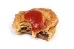 5 australijski mięsny kulebiak Zdjęcia Royalty Free