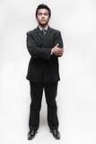 5 azjatykci atrakcyjny biznesmen Obrazy Stock