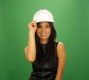 5 azjatykci piękny budowy kobiety pracownik Fotografia Royalty Free