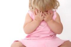 5 behandla som ett barn Arkivfoto