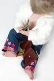 5 behandla som ett barn Royaltyfri Foto