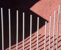 5 budynku abstraktów muzeum. Obraz Stock