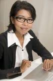 5 business woman Στοκ φωτογραφία με δικαίωμα ελεύθερης χρήσης